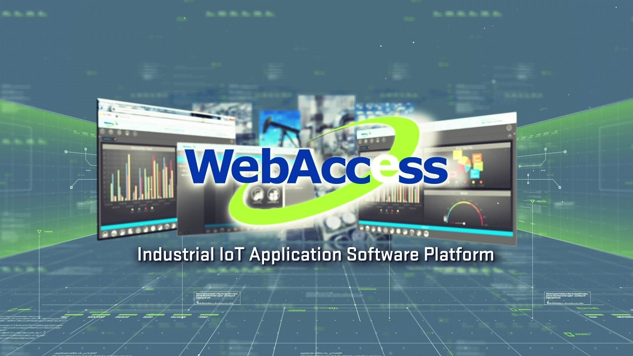 Advantech WebAccess, Industrial IoT Application Software Platform